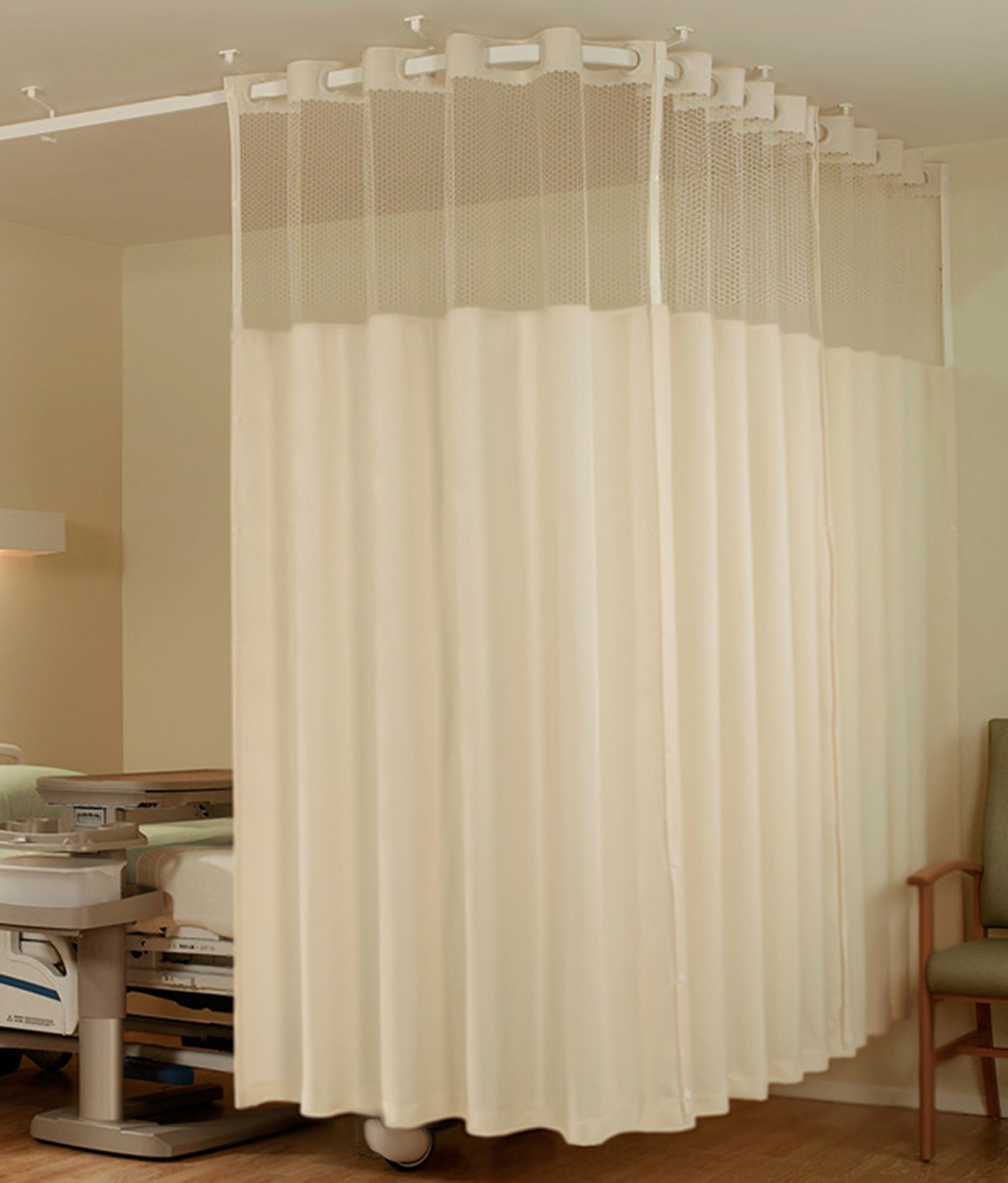 Lovely Eco Trax Cubicle Curtain System