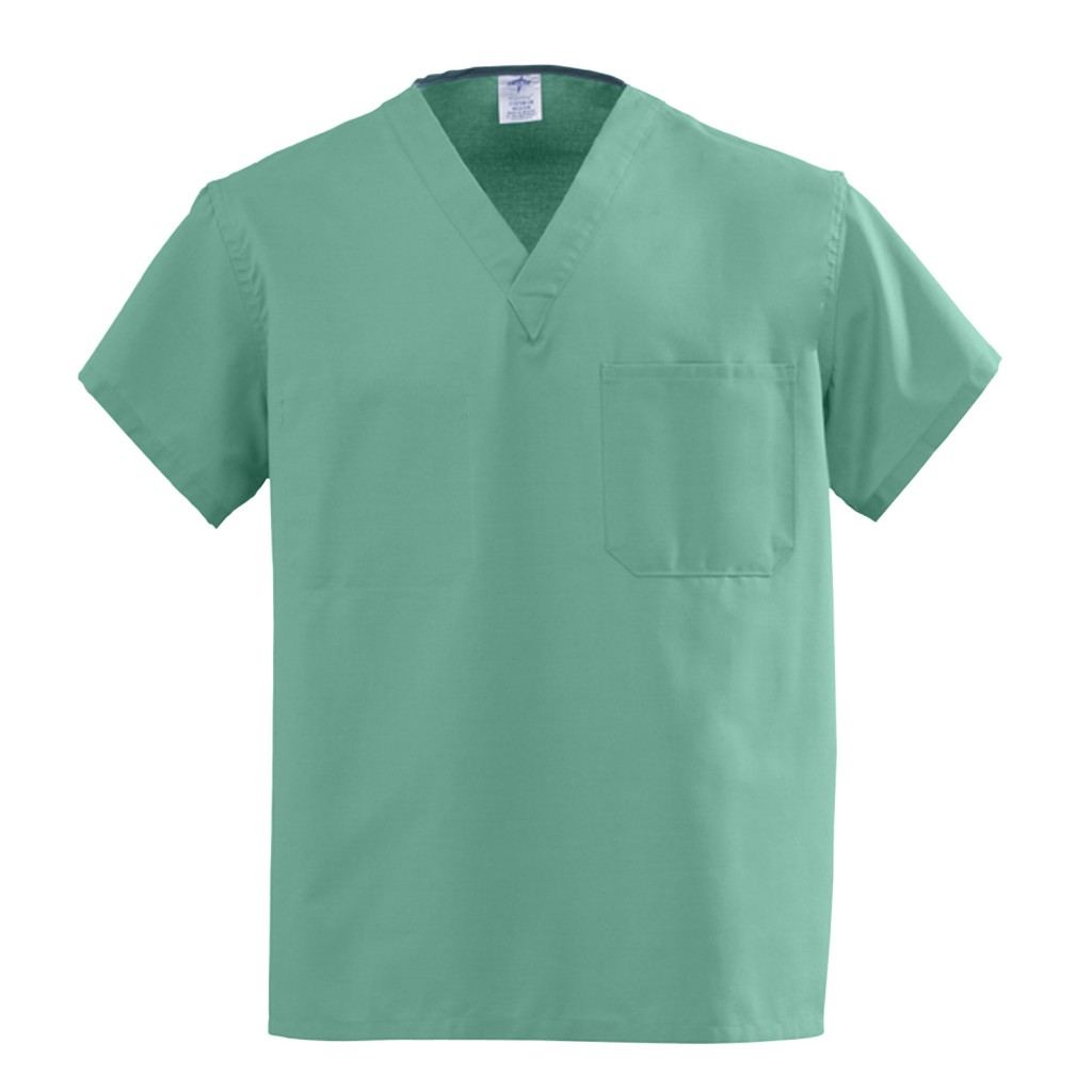 Reversible V-Neck Scrub Tops